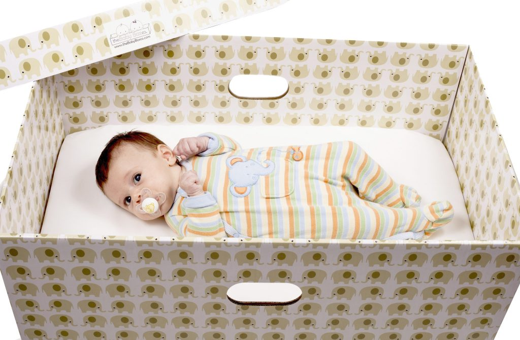 Photography Credentials The Baby Box Co